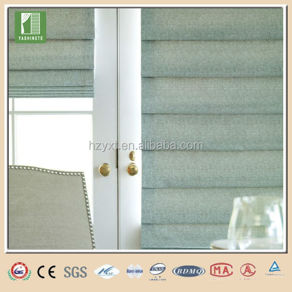Specialize in produce ready made aluminium roman blind track