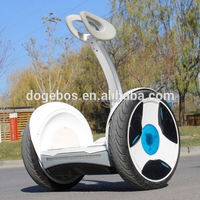 one New arrival mini two wheel electric personal transport vehicle with atomsphere light
