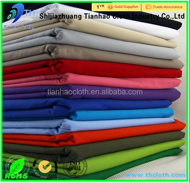 T/C uniform fabric bangladesh garments products material with price