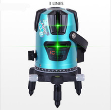 Touch Upgrade 3 Lines Green Laser Level Marking Machine