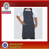 Stripe Blue Promotion Apron