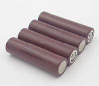 Brown18650 battery lg inr 18650 hg2 3000mah replacement lithium li ion cells battery,high drain lg hg2/mj1
