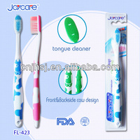 New style promotion toothbrush cow design