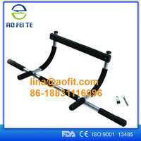 china supplier Chin Pull Up Bar Wall Mounted Door Fitness Exercise Workout Home Gym Equipment