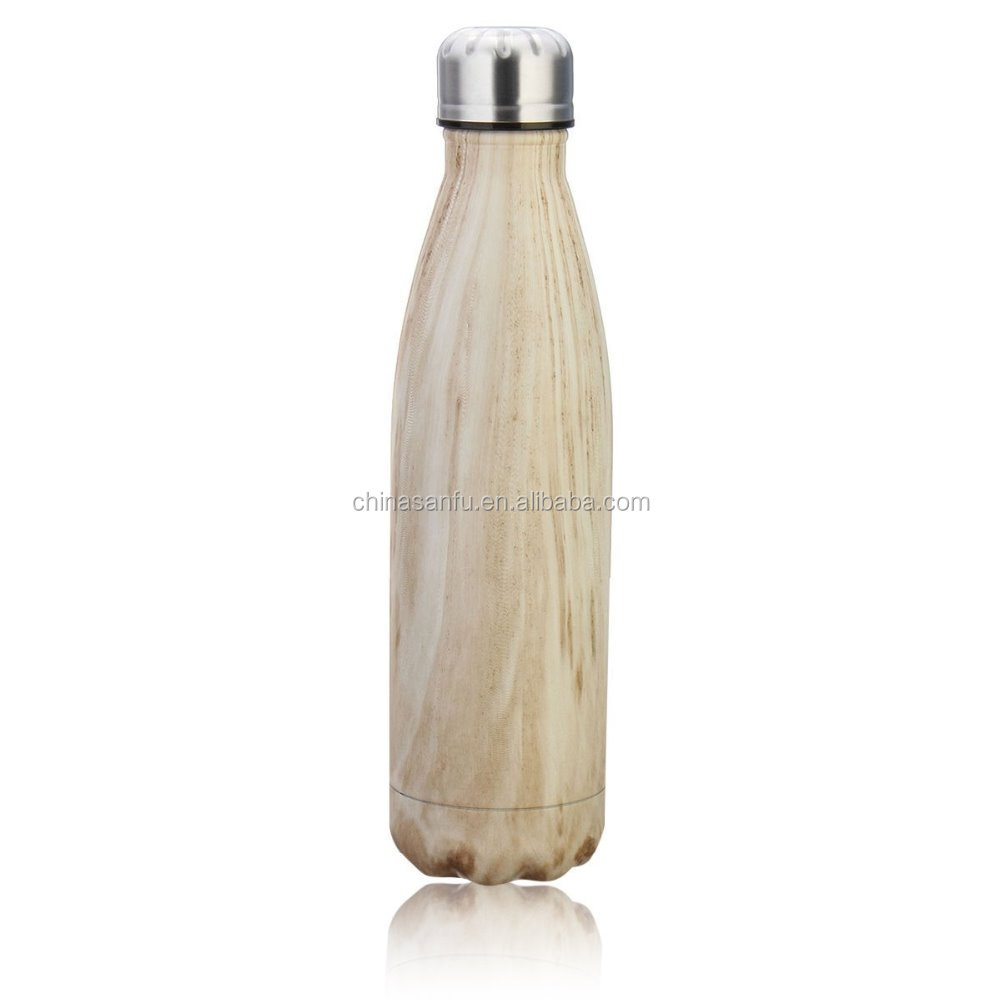 500 ml customs logo stainless steel swell bottle manufacturer.17 oz wholesale engravable swell water bottle