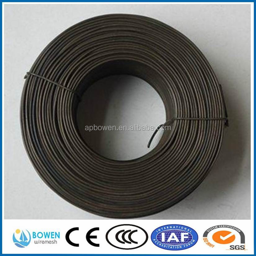 Building material iron rod black annealed wire 20 gauge