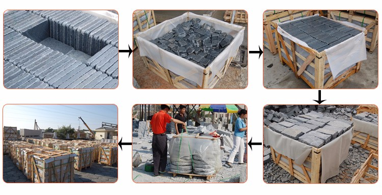 China Factory Wholesale Low Price Customized cheap driveway paving stone for sale