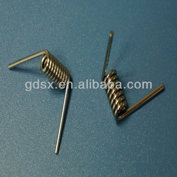 hair clip spring supplier torsion spring supplier in china factory
