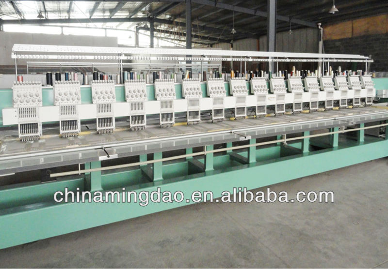 flat high speed embroidery machine,china embroidery machine spare parts