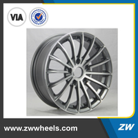 ZW-Z1027 special design chrome car wheel rims with 18/20/22/24/26inch