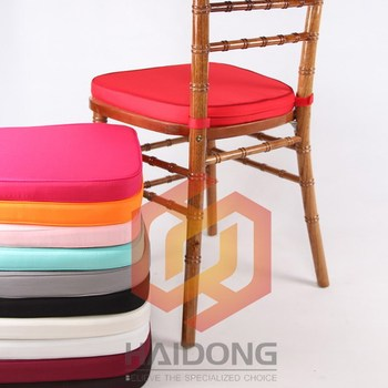 Chiavari Chair Soft Cushions