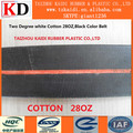 China Popular ISO Standard Black Flat Transmission Belt
