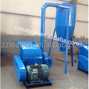 Popular competitive price high quality mini wood hammer mill for sale