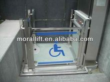 Hydraulic bus wheelchair lift with ISO9001:2008