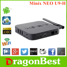 Low Price Minix NEO U9-H S912 2G 16G oem mini pc for wholesaleAndroid 6.0 TV Box