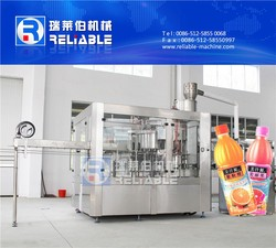 Factory Price Automatic Beverage Juice Filling Machine