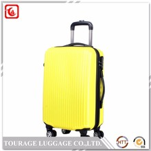 ABS travel trolley luggage cheap suitcase carry bag carry case