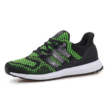 summer Running shoes male sport lazy network shoes