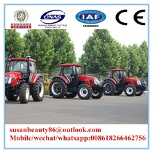 High quality big power Chinese farm tractor price in india