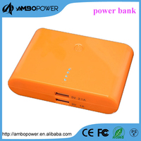 5V 2A 8800mAh Power Bank support for Andorid and IOS mobile phone