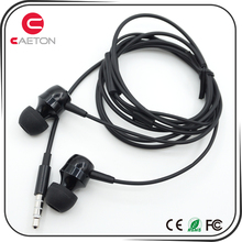 2017new design wired earbuds custom earphones headset receiver motorcycle headset