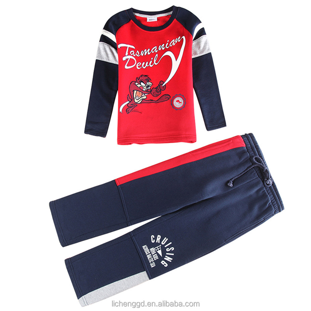 (A1392) 2016 nova kids clothing sets wholesale clothes brand name children winter sets