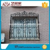 luxury ornamental modern securtiy cheap cast iron windows for sale / alibaba latest decorative interior aluminum window grills