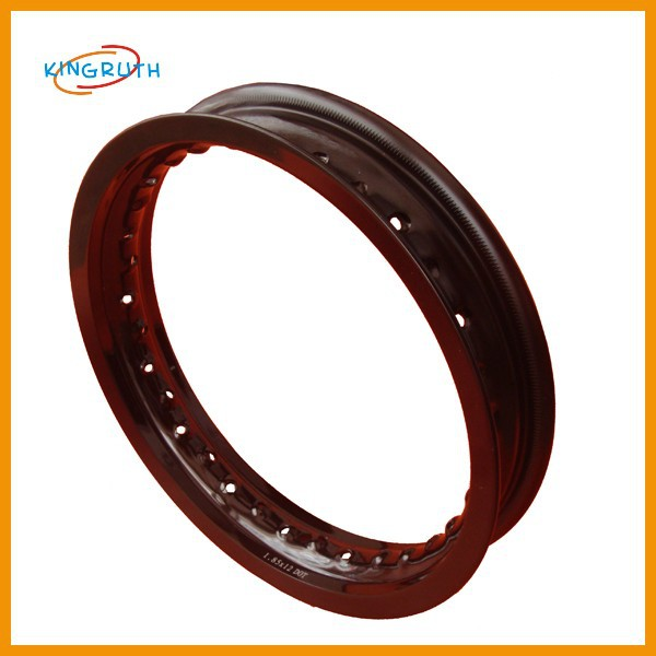 China new Coffee alloy wheel rim fit ATV motorcycles