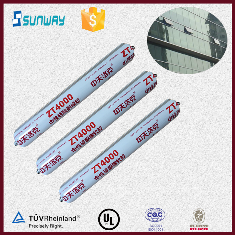 Factory delivery concrete expansion joint silicone sealant