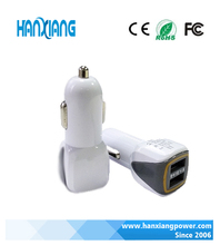 Car charger,Mobile phone battery charger usb cigarette lighter charger 5V 1A/2A