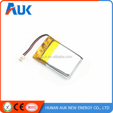 3.7v 470mah Li-polymer Battery 582535 With High Performance