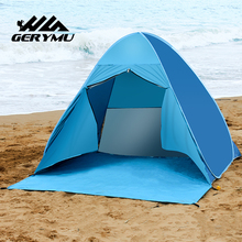 New design Portable Easy Folding Outdoor Camping Pop Up Beach Tent