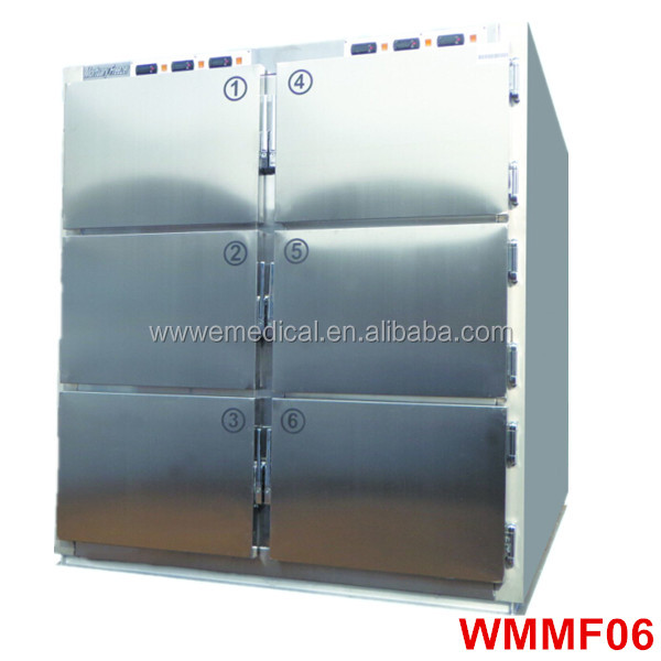 WMMF HOT!!!mortuary cabinets refrigerators