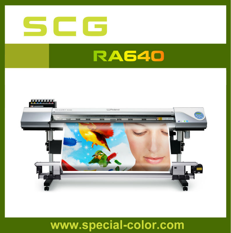 Japan original 1.62m Eco solvent printer Roland ra-640 printer