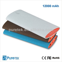 Dual USB 12000mAh Universal Portable Power Bank Charger For iPhone 6 Plus/iphone 5S/Xiaomi MI3/LG/Sony