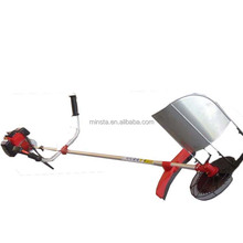 Multipurpose crop cutter for paddy rice wheatsoybean harvester and cutter