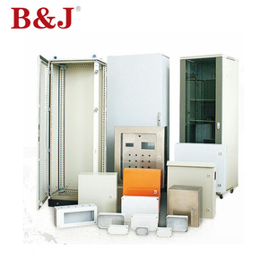 B&J Hot Sale Portable Stainless Steel Enclosure Power Distribution Panel Box