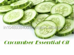 100% Natural Cucumber Essential Oil/Green Cucumber Oil