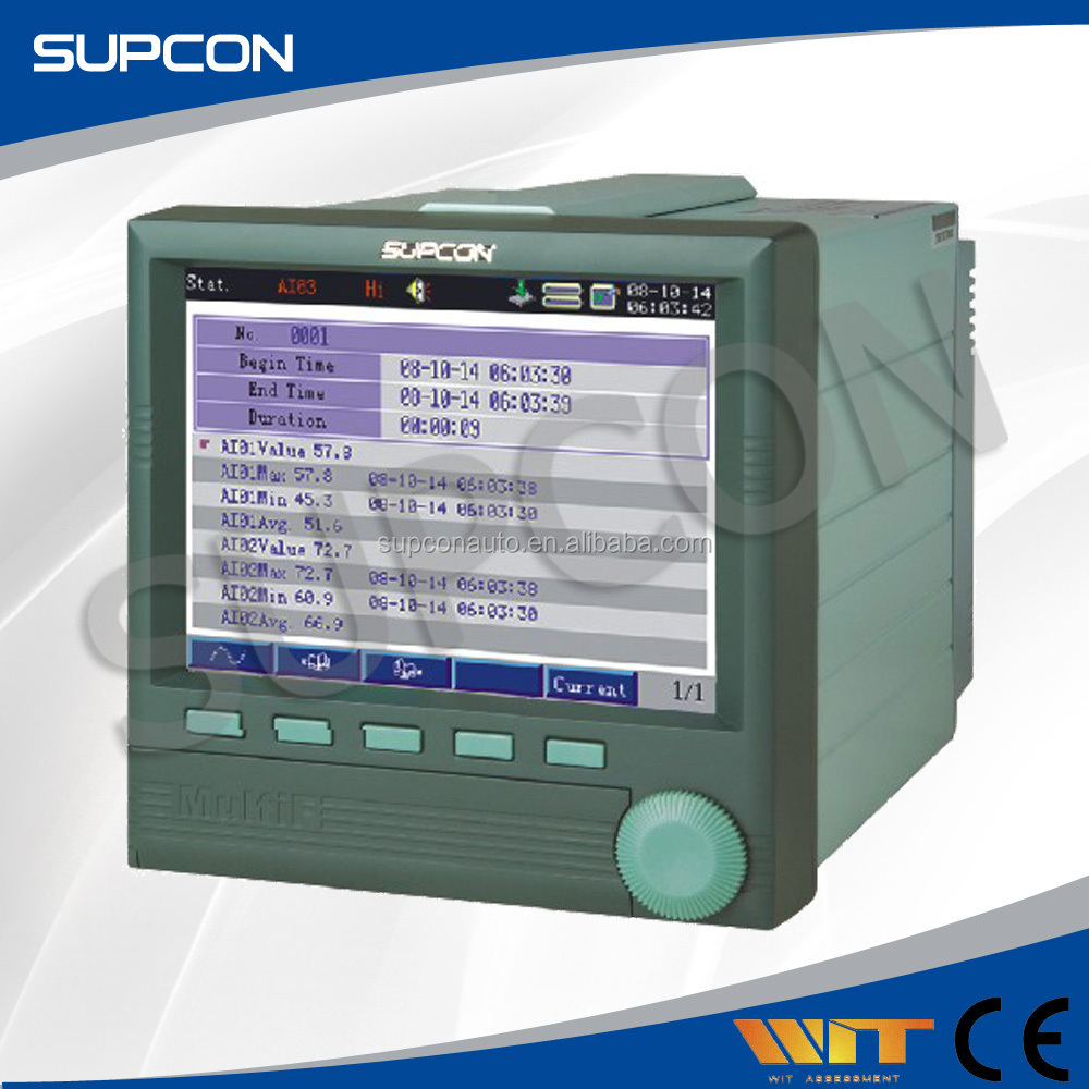 With quality warrantee factory directly setting time recorder for SUPCON
