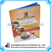 Soft cover Printing Matt Art Paper Book With Full Color