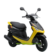 European Style 50CC 125CC gas scooter EEC