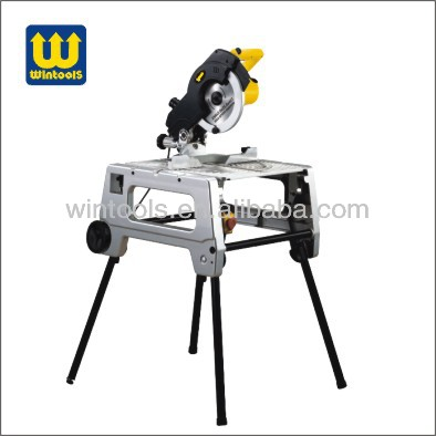Wintools 305mm 2000w table miter saw cutting machine WT02398