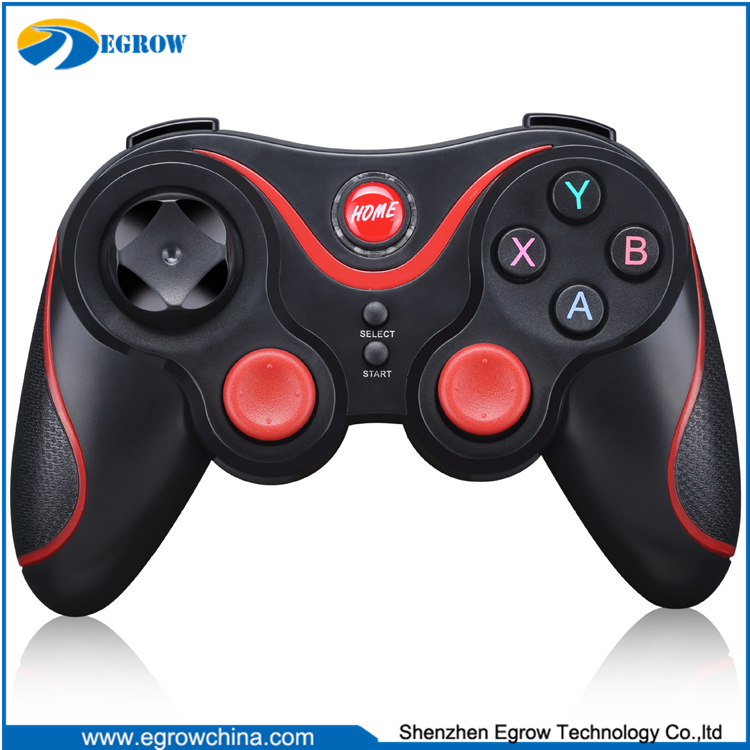 2017 Gamepad For Android Joystick Bluetooth Gamepad For Cellphone Remote Controller