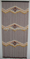 2013 Fashion Best Design Wood Bead Door Curtain