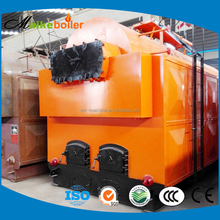 low price coal wood pellet biomass fired small steam boiler