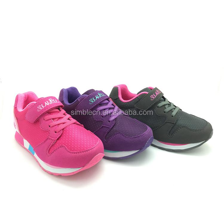 Custom made conception votre propre de sport chaussures enfants flyknit sport chaussures