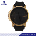 Pretty Elegant Leather Mens Wrist Watch for Left Hand