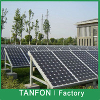3KW 5KW 6KW 8KW High quality factory direct sale solar smart energy kit / CE approval solar power system