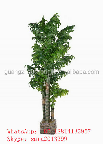 Artificial topiary manzanita tree,forest plant trees