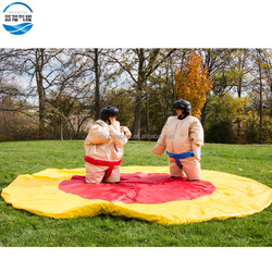 Fighting inflatable sports games/ sumo suits sumo wrestling for kids and adults